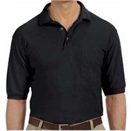 Harriton | Harriton 5oz. Easy Blend Polo w/ Pocket