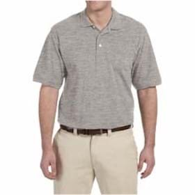 Harriton TALL Easy Blend Polo