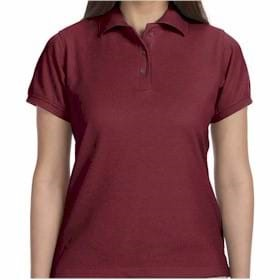 Harriton LADIES' 5oz. Blend-Tek Polo