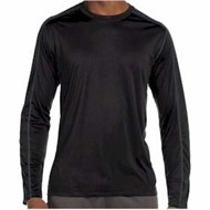 ALO | ALO 4.1oz Long-Sleeve Edge T-Shirt