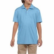 Harriton | Harriton YOUTH Double Mesh Sport Shirt