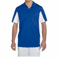 Harriton | Harriton Side Blocked Micro-Pique Polo