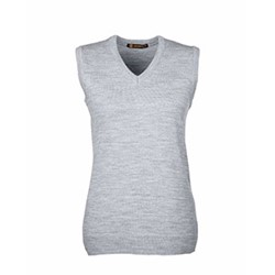 Harriton | Harriton Ladies Pilbloc V-Neck Sweater Vest