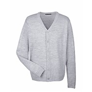 Harriton | Harriton Pilbloc™ V-Neck Button Cardigan