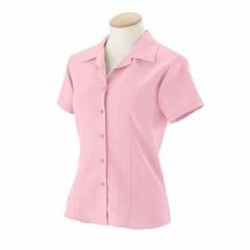 Harriton | Harriton LADIES' Bahama Cord Camp Shirt