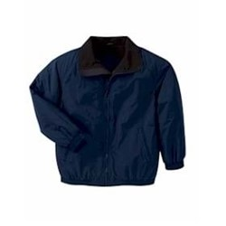 Harriton | Harriton Fleece-Lined Nylon Jacket