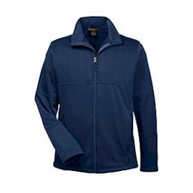 Harriton Task Performance Fleece Full-Zip Jacket