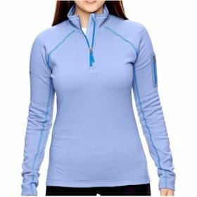 MARMOT LADIES' Stretch Fleece Half Zip Pullover