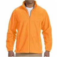 Harriton | Full Zip Men's Fleece