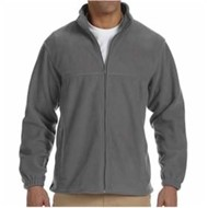 Harriton | Harriton TALL 8oz. Full Zip Fleece