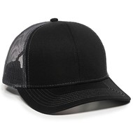 Outdoor Cap | Outdoor Cap Plastic Snap Mesh Back Cap