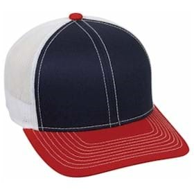 Outdoor Cap Cotton Twill Mesh Back Cap
