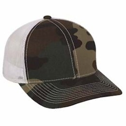 Outdoor Cap | Outdoor Cap Generic Camo Mesh Back Cap