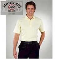 Monterey Club | Monterey Club Dry Swing Pique Shirt