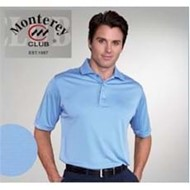 Monterey Club | Monterey Club Mini Stripe Texture Shirt