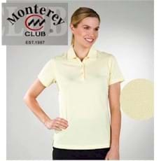 Monterey Club LADIES' Dry Swing Pique Shirt