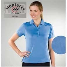 Monterey Club LADIES' Lightweight Pique Shirt