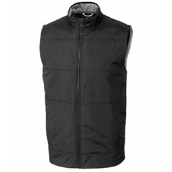 Cutter & Buck | Cutter & Buck Stealth Full Zip Vest
