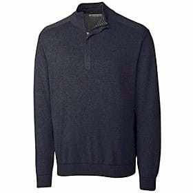 Cutter & Buck Broadview Half Zip Sweater