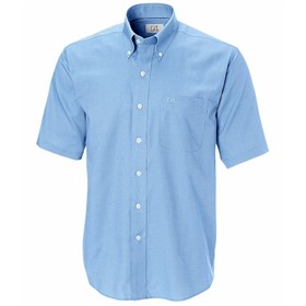 Cutter & Buck S/S Epic Easy Care Nailshead Shirt