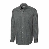 Cutter & Buck | Cutter & Buck L/S Pin Strip Shirt