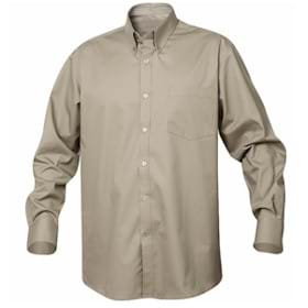CLIQUE L/S Carter Stain Resistant Twill Shirt