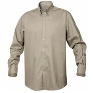 Clique by Cutter Buck | CLIQUE L/S Carter Stain Resistant Twill Shirt