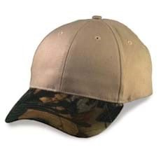 Kati | Kati Solid Crown Camo Cap