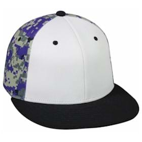 Outdoor Cap Structured High Profile Adjustable Cap