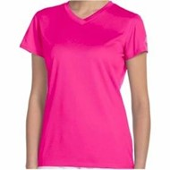 New Balance | New Balance LADIES' Ndurance V-Neck T-Shirt