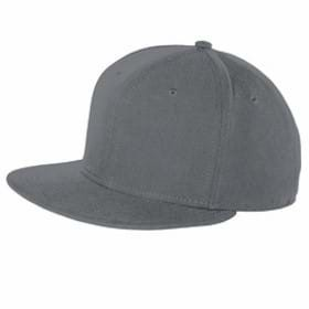 New Era Original Fit Flat Bill Snapback Cap