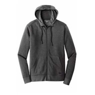 New Era | New Era® Tri-Blend Fleece Full-Zip Hoodie