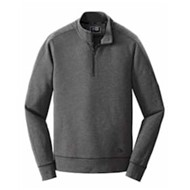 New Era | New Era® Tri-Blend Fleece 1/4-Zip Pullover