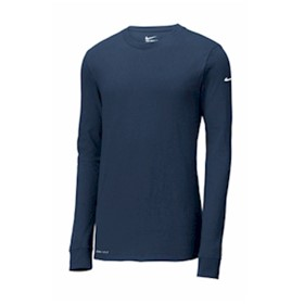 Nike Dri-FIT Cotton/Poly LS Tee