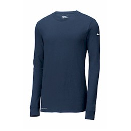Nike | Nike Dri-FIT Cotton/Poly LS Tee