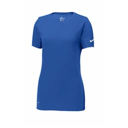 Nike | Nike Ladies Dri-FIT Cotton/Poly Scoop Neck Tee