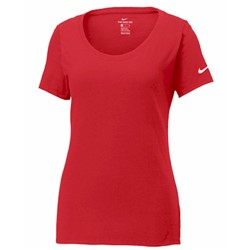 Nike | Nike Ladies Core Cotton Scoop Neck Tee