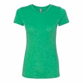Next Level LADIES' Poly/Cotton T-Shirt