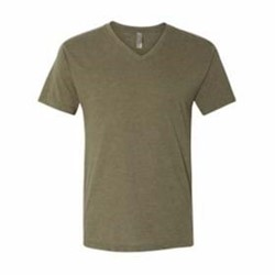 Next Level | Next Level Triblend V-Neck T-Shirt