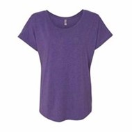 Next Level | Nexrt Level LADIES' Triblend Dolman Shirt