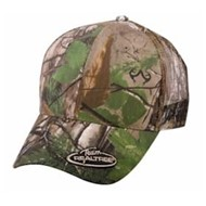 Outdoor Cap | Outdoor Cap Team Realtree Visor Logo Mesh Back Cap