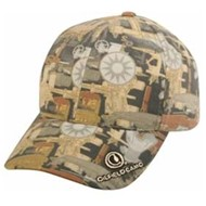 Outdoor Cap | Outdoor Cap Oilfield Camo Visor Logo Cap
