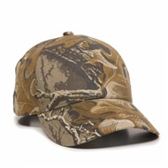 Outdoor Cap | Outdoor Cap 6 Panel Mid Profile Camo Cap