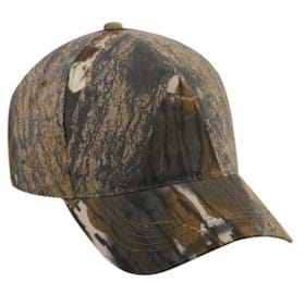 Outdoor Cap 5 Panel Camo Cap