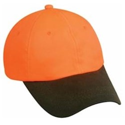 Outdoor Cap | Outdoor Cap Unstructured Blaze Orange Cap