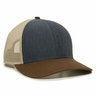 Outdoor Cap | Outdoor Cap Premium Low Profile Trucker Cap