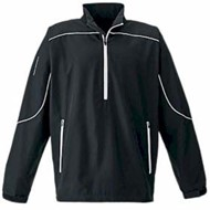 Page & Tuttle | Page & Tuttle Free Swing Piped 1/4 Zip Windshirt