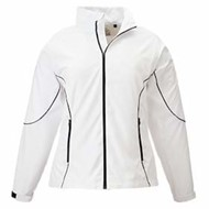 Page & Tuttle | Page & Tuttle LADIES' Piped Full Zip Windshirt