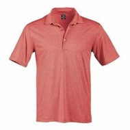 Page & Tuttle | Page & Tuttle Heather Seam Detail Polo