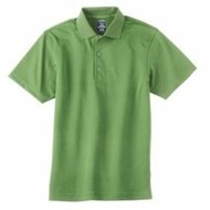 Page & Tuttle | Page & Tuttle Cool Swing Solid Pique Polo